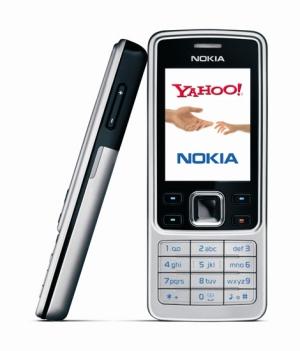 Nokia будет выживать вместе с Yahoo!