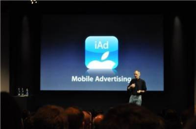 iAd - рекламная сеть от Apple с эмоциями