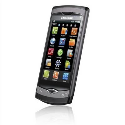 «Samsung Wave» - смартфон с полностью новой ОС