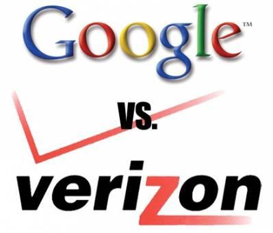 Google в сотрудничестве с Verizon выпустит интернет-планшет