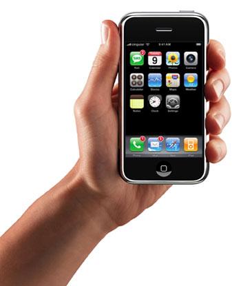 В Украине около 100 тыс. iPhone