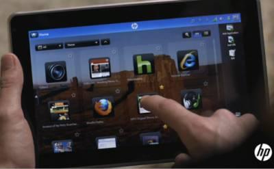 Планшет от HP на базе Windows 7 не появится в свободной продаже