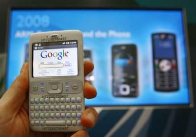 Продажи iPhone 4 вдохновили Google