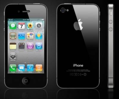 Apple продала за три дня 1700000 iPhone 4