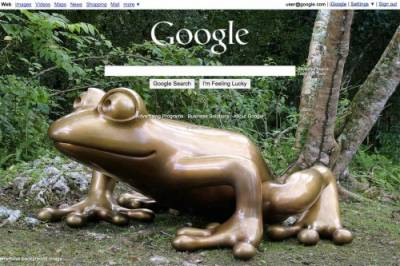 Google позволит персонализировать стартовую страницу