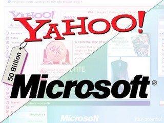 Microsoft поглотит Yahoo