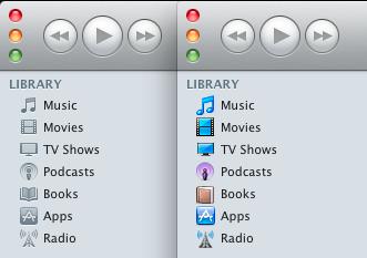 Немного про iTunes 10