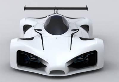 Электроавтомобиль Twenty-4 от GreenGT