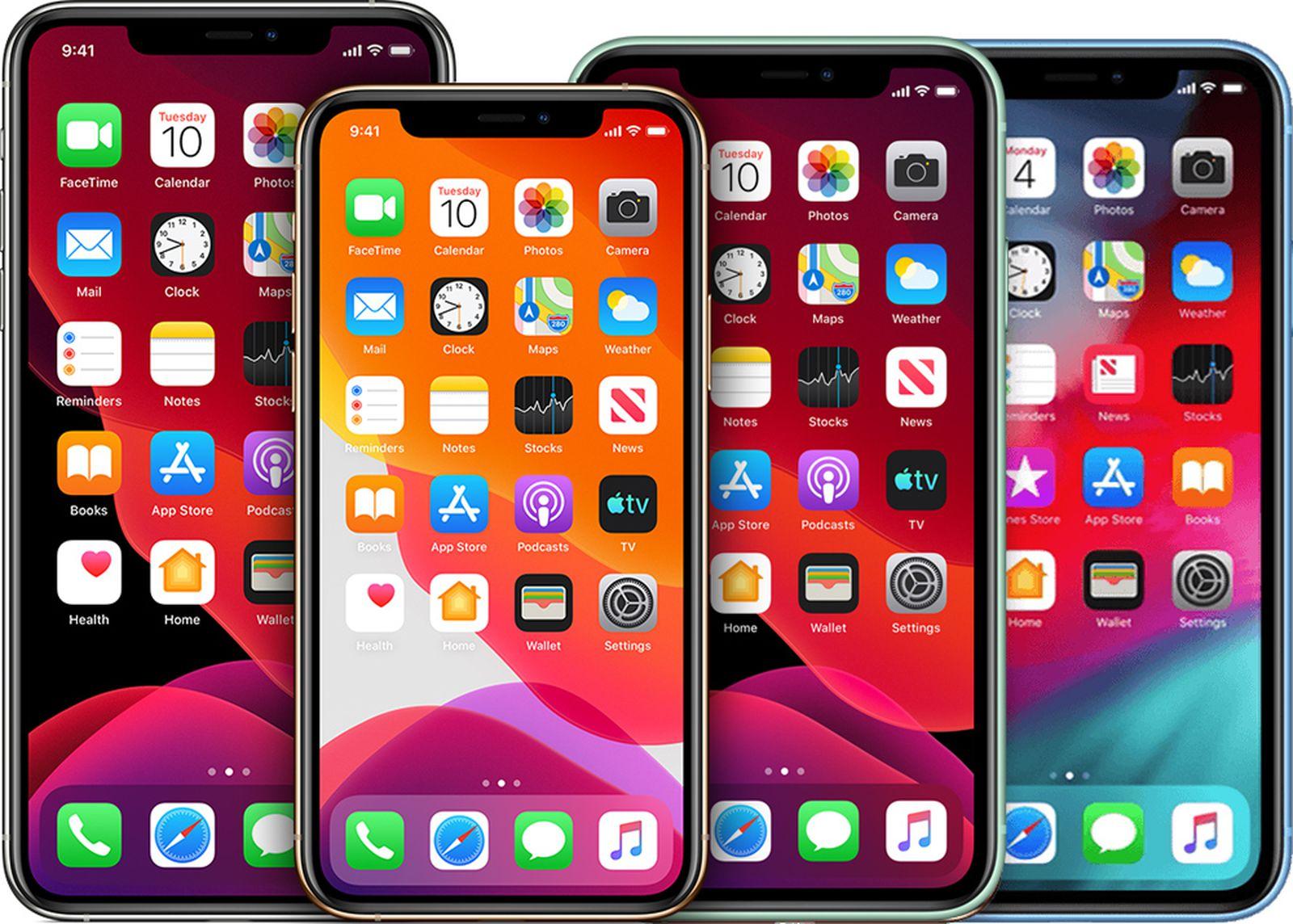 iPhone с меньшим вырезом, маленький HomePod и AirTags
